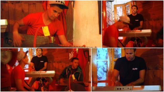Restaurant Des Arts : Musique