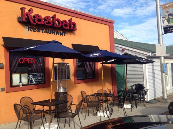 Winthrop, MA: Kasbah