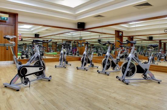 Hilton Edinburgh Airport: Gym
