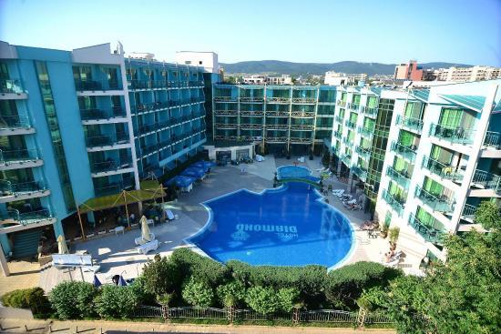 Diamond Hotel Sunny Beach Reviews Photos Rate Comparison Tripadvisor