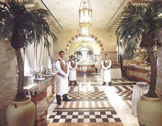 Madinah Hilton: Madinah Restaurant