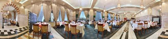 Madinah Hilton: Marma Restaurant