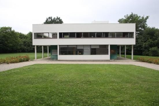 Villa Savoye (Poissy) - 2018 All You Need to Know Before You Go ...