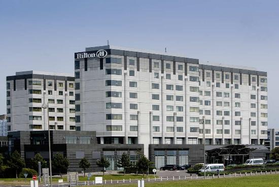 hilton paris charles de gaulle airport tremblay en france