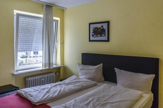 Hotel Palazzio : Kamer(tje)