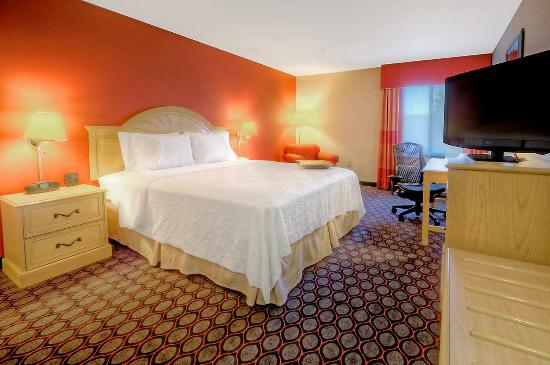 Hampton Inn Fremont: 1 King Bed Non-Smoking