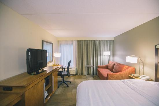 Hampton Inn Tallahassee Central: Standard King