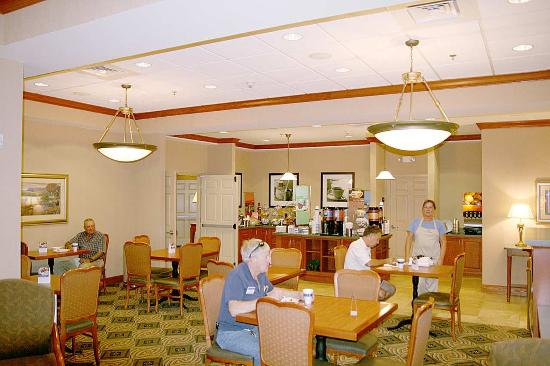 Lebanon, KY: Breakfast Dining Area