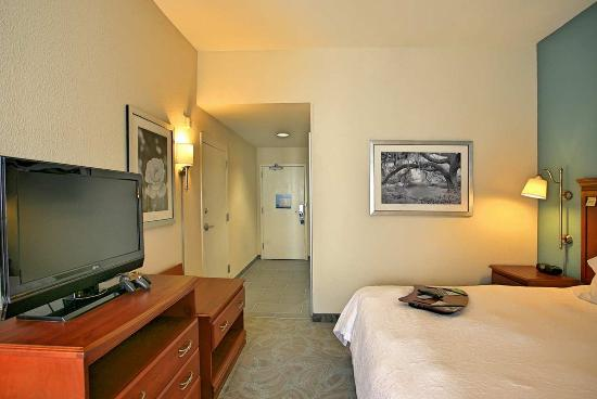 Natchitoches, Λουιζιάνα: King Deluxe Room