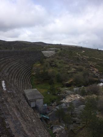 Gouveia, Portugal: Barragem do Vale do Rossim