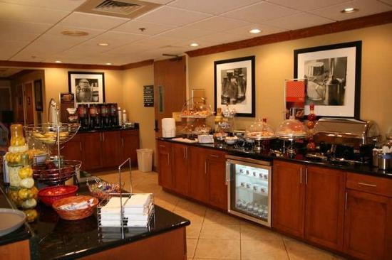 Hampton Inn Detroit Northville: Restaurant