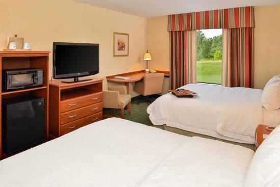 Glen Carbon, IL: Double Queen Room