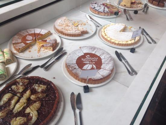 Ohh sweet pies picture of come a la maison italian beautyfood luxembourg city tripadvisor - Come a la maison ...