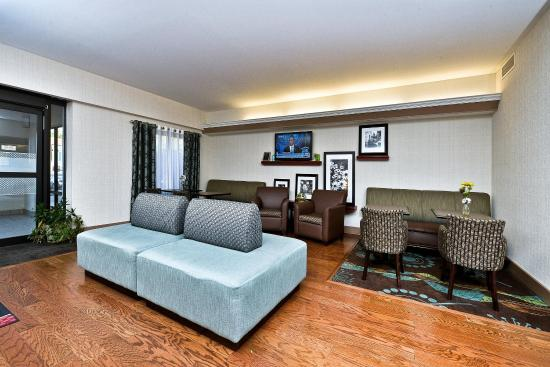Hampton Inn Saco / Biddeford: Lobby