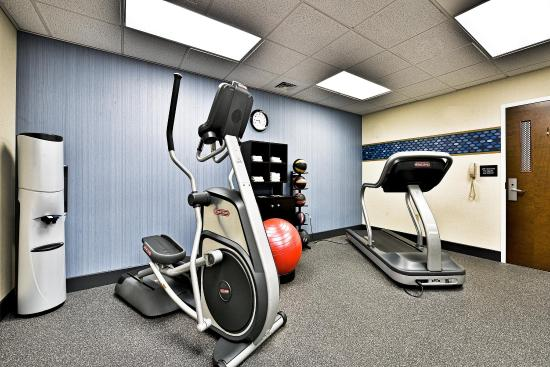 Hampton Inn Saco / Biddeford: Fitness Center
