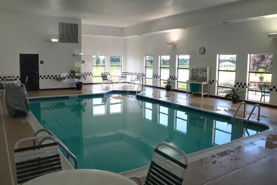 Tiffin, OH: Indoor Pool