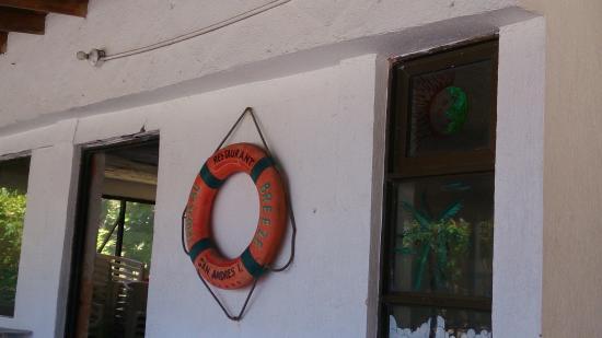 Tropical Breeze restaurante