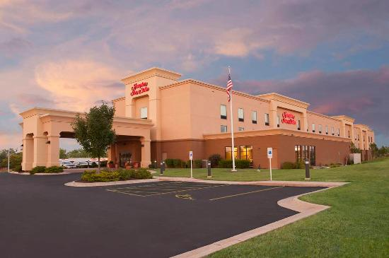 Hampton Inn & Suites Moline-Quad City Int'L Aprt, Il Hotel