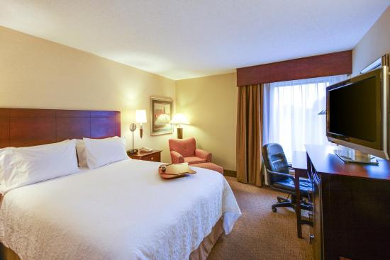 Staunton, VA: King Bed