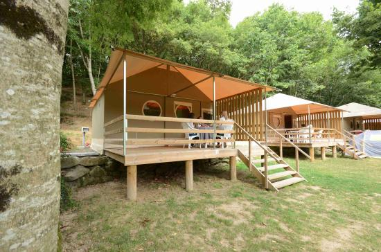 Camping La Vallee de Poupet UPDATED 2017 Campground Reviews (Saint Malo du Bois, France  # Camping Saint Malo Du Bois