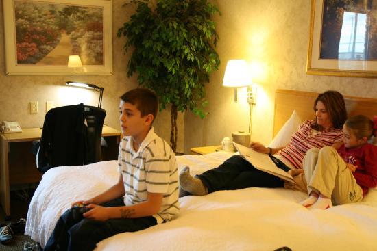 Liverpool, NY: Comfy Beds