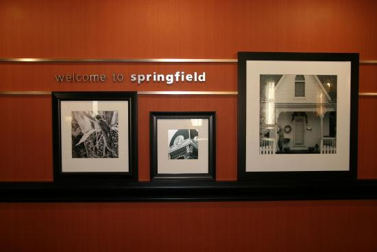 Hampton Inn & Suites Springfield - Southwest: Welcome Springfield
