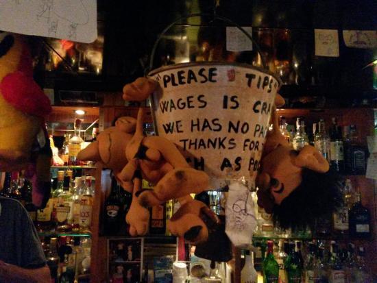 Carabel Pub: Buckeeettttt !!