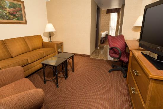 Drury Inn & Suites San Antonio Northeast: Two-Room Suite