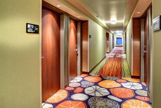 Johnson City, TN: Hallway