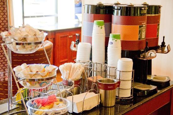 Τσάρλεστον, Δυτική Βιρτζίνια: Coffee Station