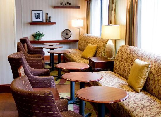 Charleston, فرجينيا الغربية: Lobby Seating