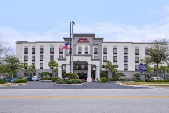 Seffner, FL: Hotel Exterior