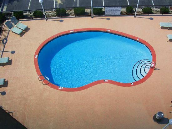 Hampton Inn Somerset: Outdoor Pool