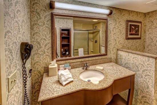 Manning, Carolina del Sud: Standard Bathroom