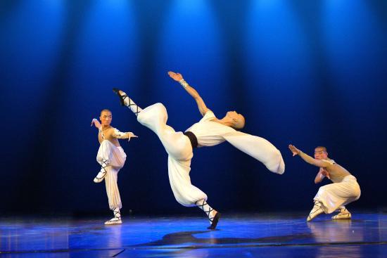 Legend Of Kung Fu: kungfu white