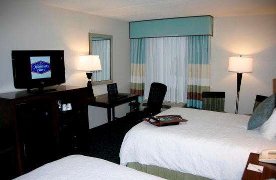Hampton Inn Portsmouth Central