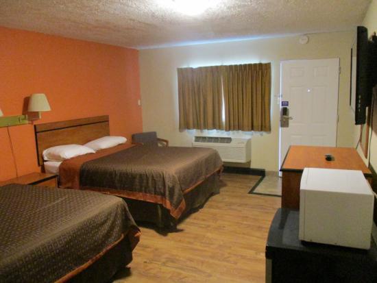 Motel 6 Clovis: Guest Room