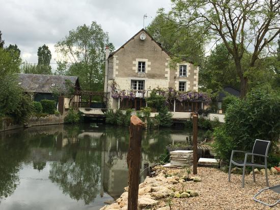 Le moulin de saint jean for Chambre hote 93