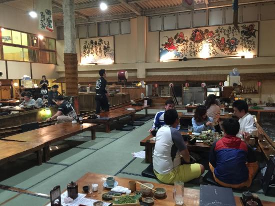 Picture of zauo tenjin fukuoka tripadvisor for Zauo fishing restaurant