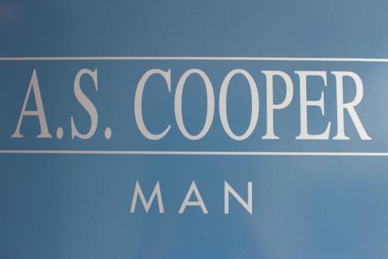 A.S. Cooper MAN