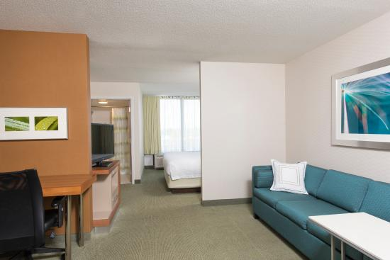 SpringHill Suites Peoria Westlake : Suite with Two Double Beds