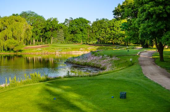 Bensenville White Pines Golf Course Scapes