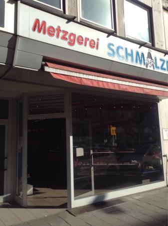metzgerei schmalzried d sseldorf restaurant bewertungen telefonnummer fotos tripadvisor. Black Bedroom Furniture Sets. Home Design Ideas
