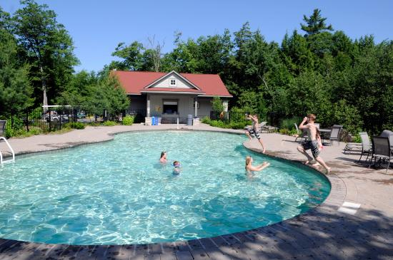 Muskoka District, Canadá: Armishaw Pool