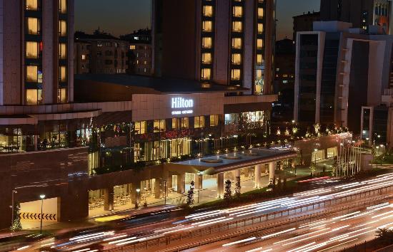 Hilton Istanbul Kozyatagi