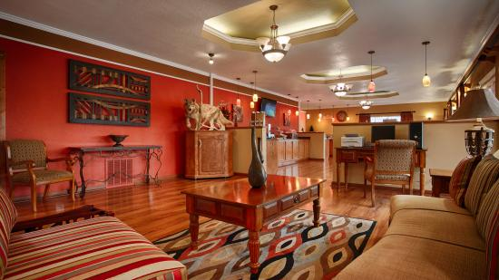 Best Western Post Oak Inn : Lobby