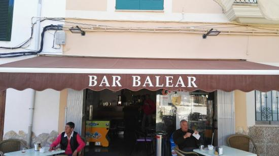 Andratx, Spain: Bar Balear