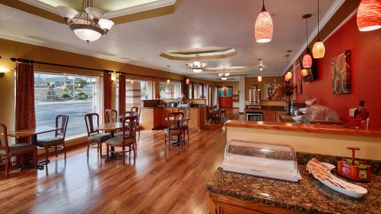 Best Western Post Oak Inn : Breakfast Area