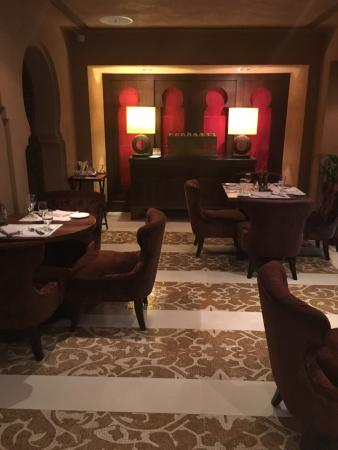 Moroccan Restaurant and Lounge