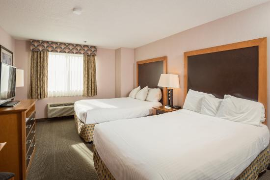 Shilo Inn Suites Seaside East : Seaside East Guest Room